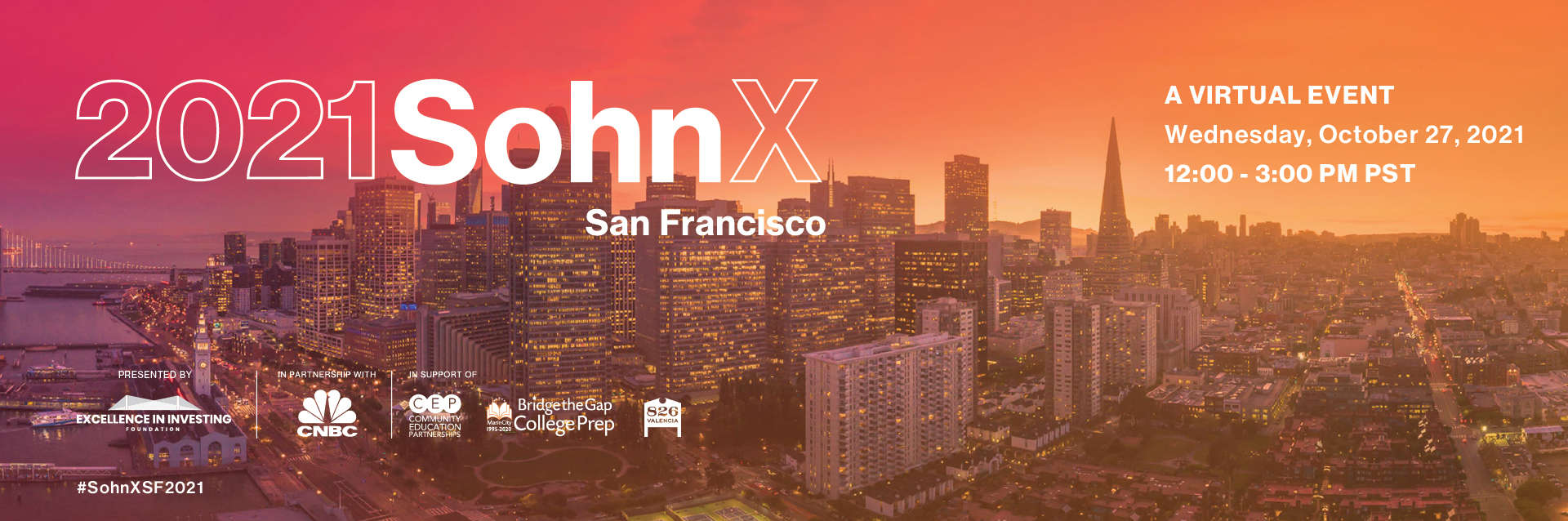 SohnX San Francisco Investment Conference